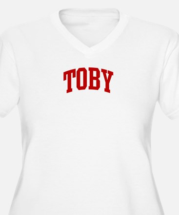 TOBY (red) T-Shirt