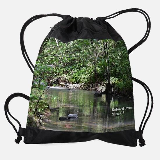 Cool Napa ca Drawstring Bag