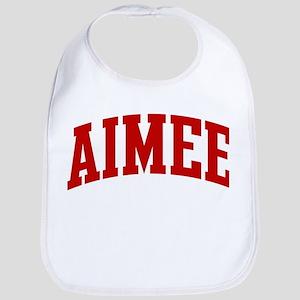 AIMEE (red) Bib