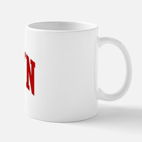 CAITLYN (red) Mug