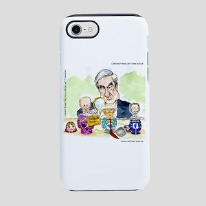 Trump Putin Stacking Dolls Iphone 8/7 Tough Case