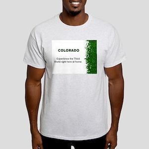 Colorado Ash Grey T-Shirt
