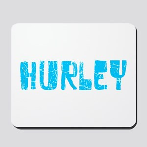 Hurley Faded (Blue) Mousepad