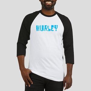 Hurley Faded (Blue) Baseball Jersey