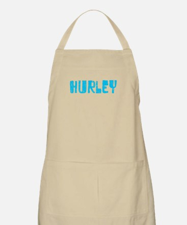 Hurley Faded (Blue) BBQ Apron
