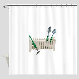 LittleGarden042310 Shower Curtain