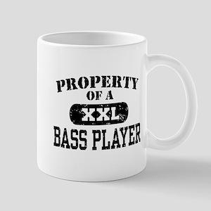 Property of a Bass Player Mug