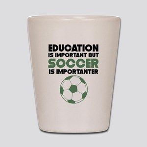 Education Is Important But Soccer Is Importanter S