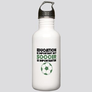 Education Is Important But Soccer Is Importanter W