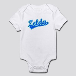 Retro Zelda (Blue) Infant Bodysuit
