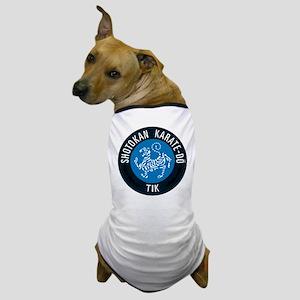 Tik Karate Dog T-Shirt