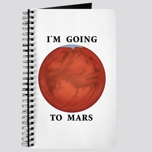 I'm Going To Mars Journal