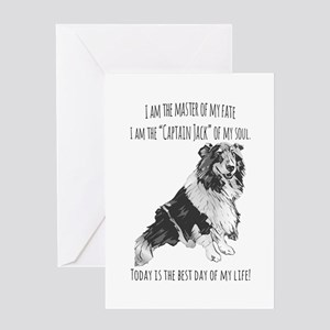 Captain Jack Greeting Cards