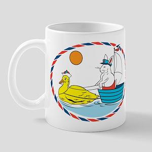 Rabbit Captain Mug