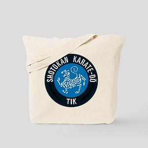 Tik Karate Tote Bag