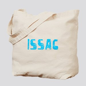 Issac Faded (Blue) Tote Bag