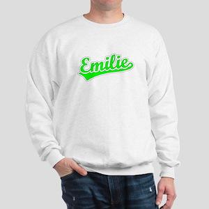 Retro Emilie (Green) Sweatshirt