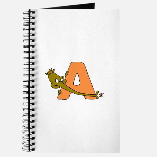 A is for Anteater Journal