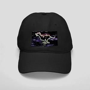 Lure coursing Ridgeback Black Cap