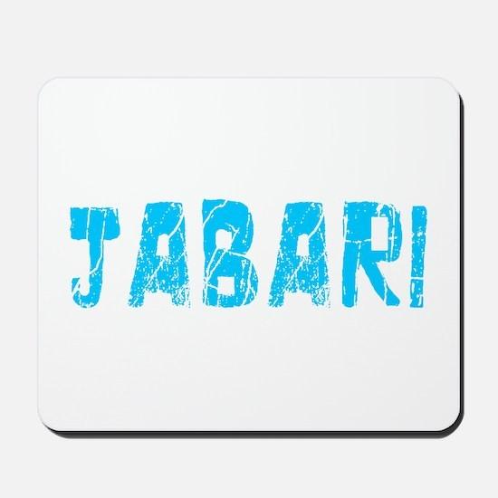 Jabari Faded (Blue) Mousepad