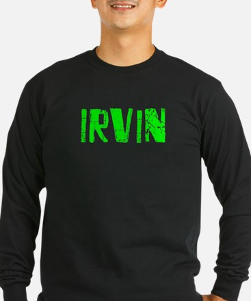 Irvin Faded (Green) T