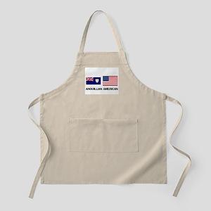 Anguillian American BBQ Apron