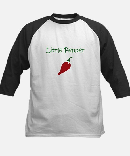 Little Pepper Kids Baseball Jersey