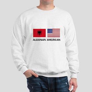 Albanian American Sweatshirt