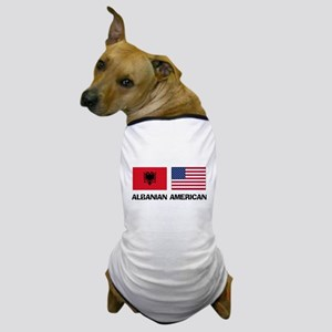 Albanian American Dog T-Shirt
