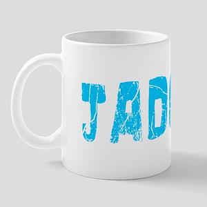 Jadon Faded (Blue) Mug