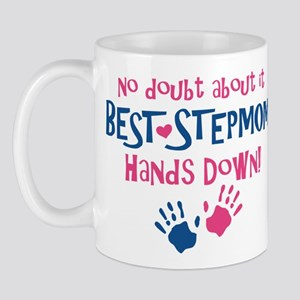 Hands Down Best Stepmom Mug