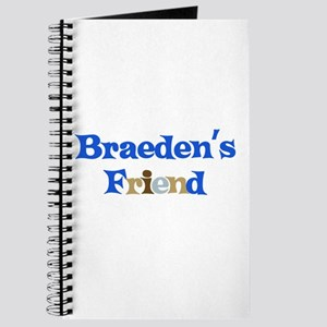 Braeden's Friend Journal