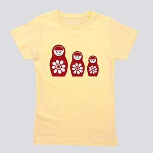 Riyah-Li Designs Nesting Dolls Three T-Shirt