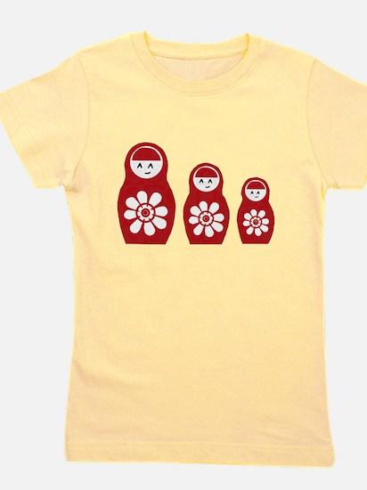 Riyah-Li Designs Nesting Dolls Three T-Shirt