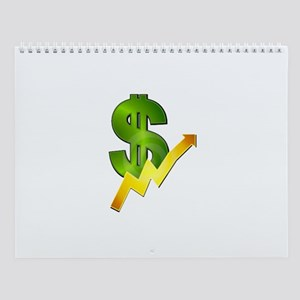 POWERFUL Monthly Money Reiki Infused Wall Calendar