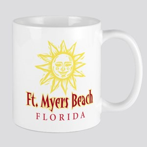 Ft. Myers Beach Sun - Mug