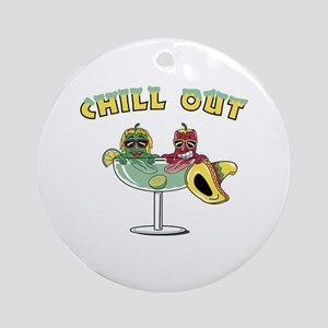Cinco de Mayo Tshirts and Gifts Ornament (Round)
