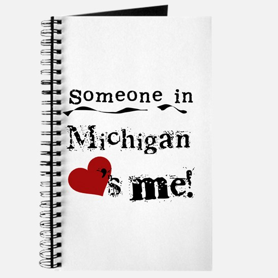 Someone in Michigan Journal