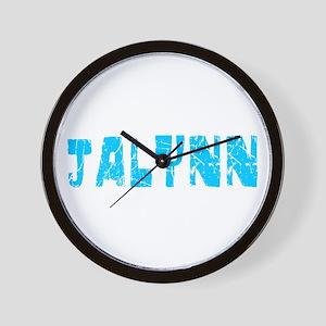Jalynn Faded (Blue) Wall Clock