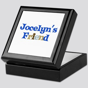 Jocelyn's Friend Keepsake Box
