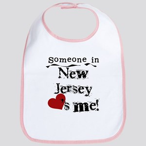 Someone in New Jersey Bib