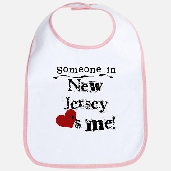 Someone in New Jersey Bib