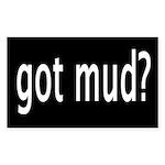 got mud? decal