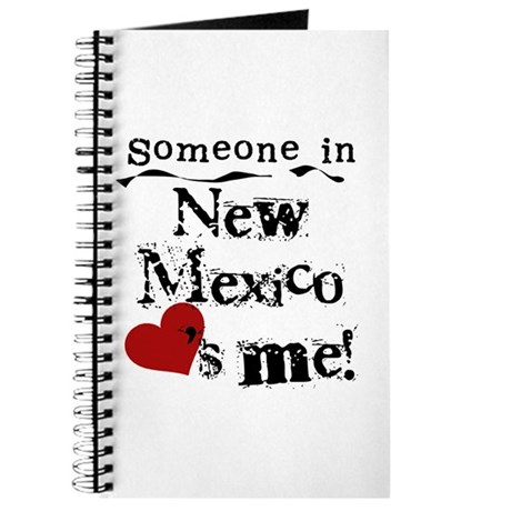 New Mexico Loves Me Journal