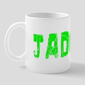 Jadon Faded (Green) Mug