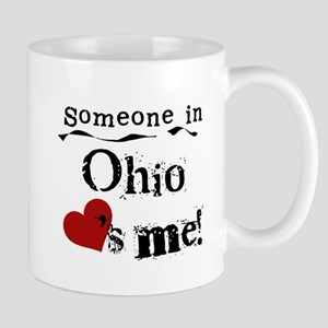 Someone in Ohio Mug