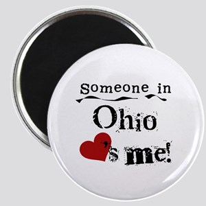 Someone in Ohio Magnet