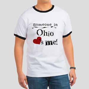 Someone in Ohio Ringer T