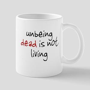 Unbeing Dead Mug