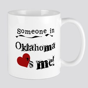 Someone in Oklahoma Mug